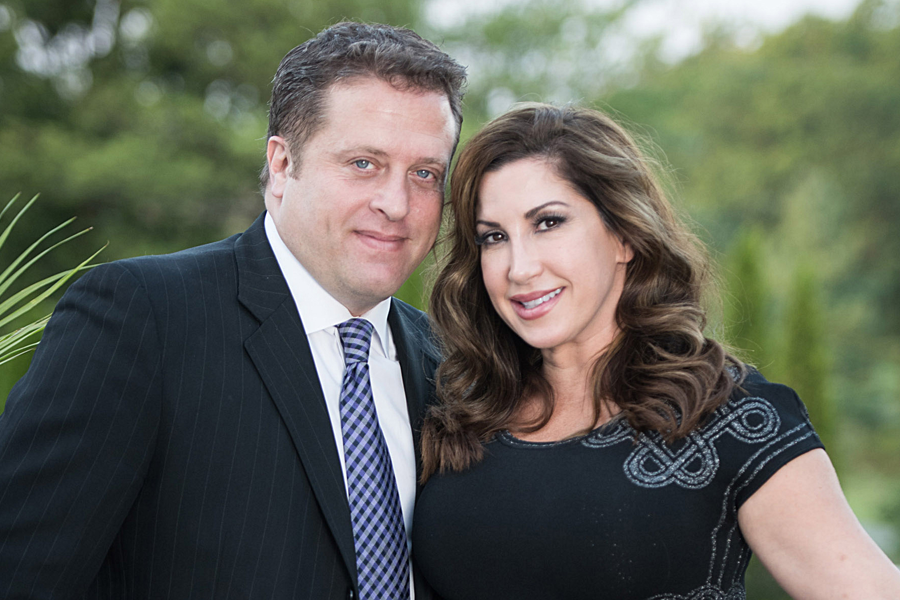 Jacqueline Laurita Chris Coffee