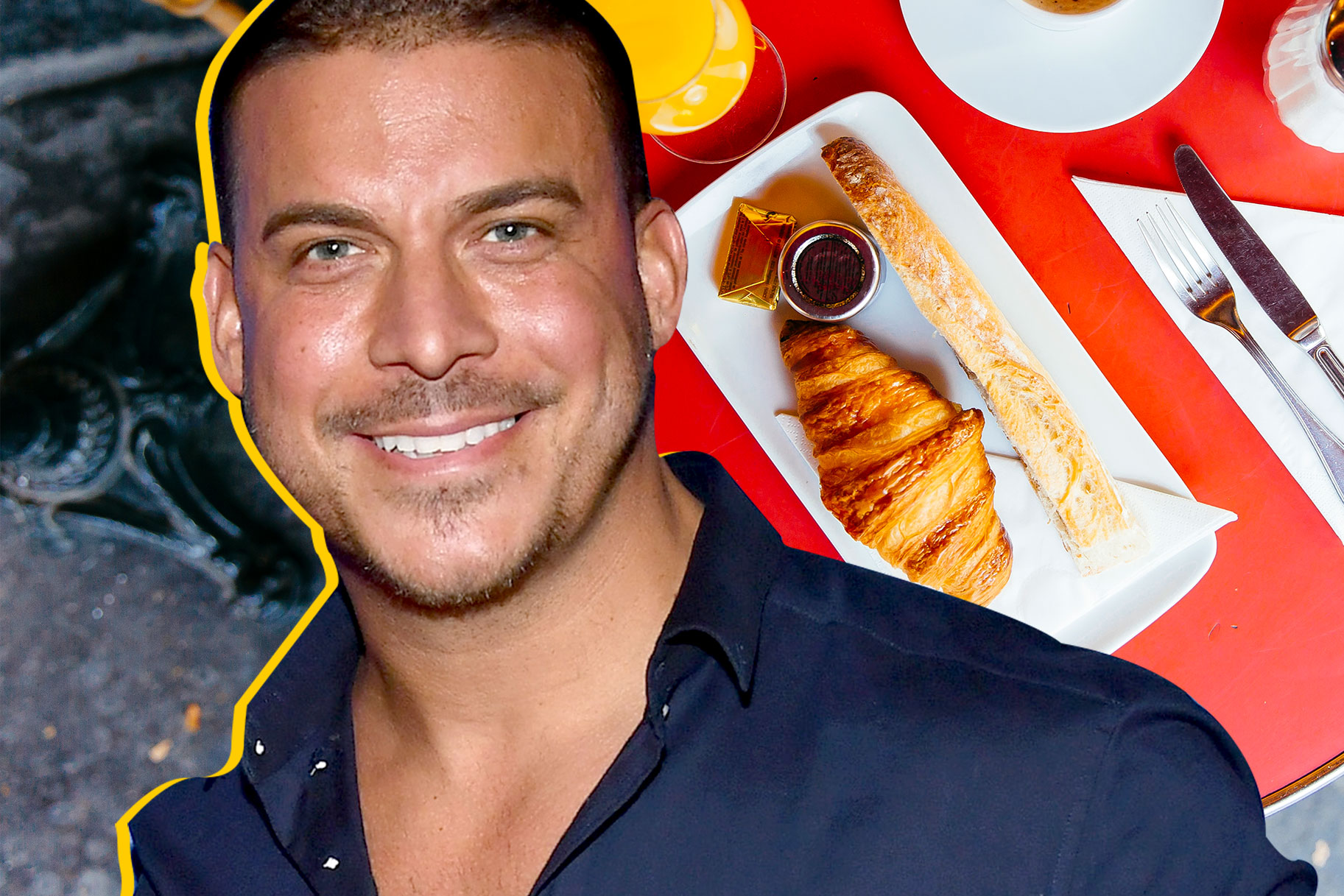 Jax Taylor Breakfast