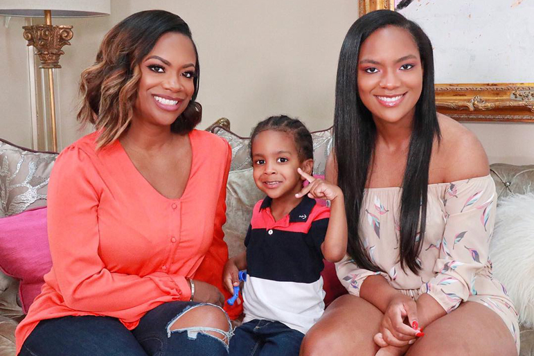 Kandi Riley Burruss Ace Tucker