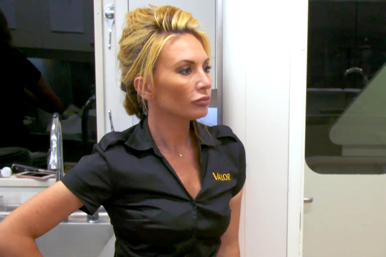 Kate Chastain Quits Below Deck