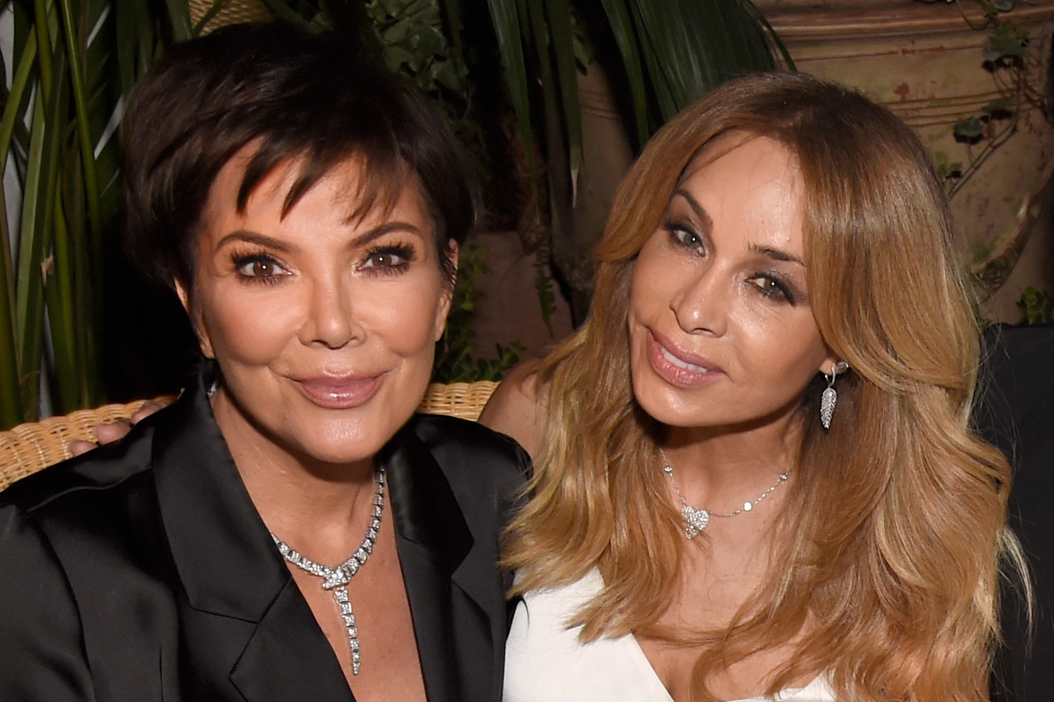 Even Kim Kardashian Can't Deny This Throwback of Kris Jenner & Faye Resnick Is a Mood
