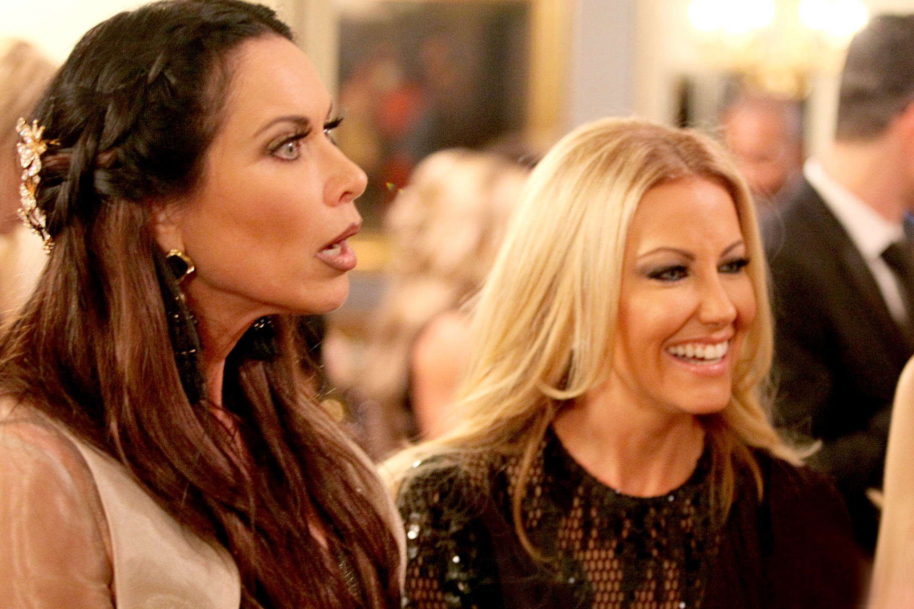 Leeanne Locken Stephanie Hollman Gift