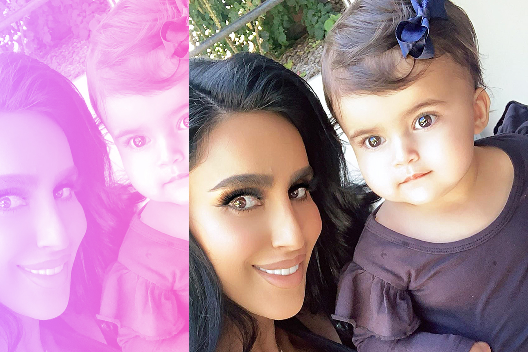 Lilly Ghalichi Daughter Birthday