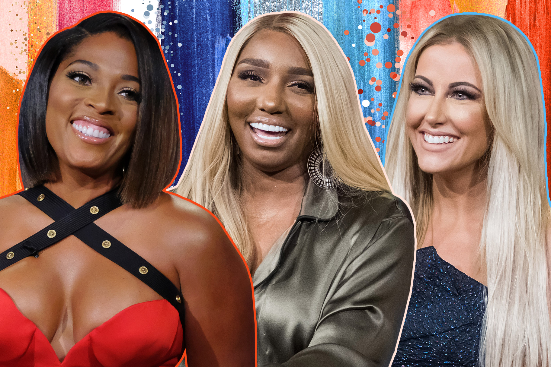 Nene Leakes Stephanie Hollman Toya Bush Home
