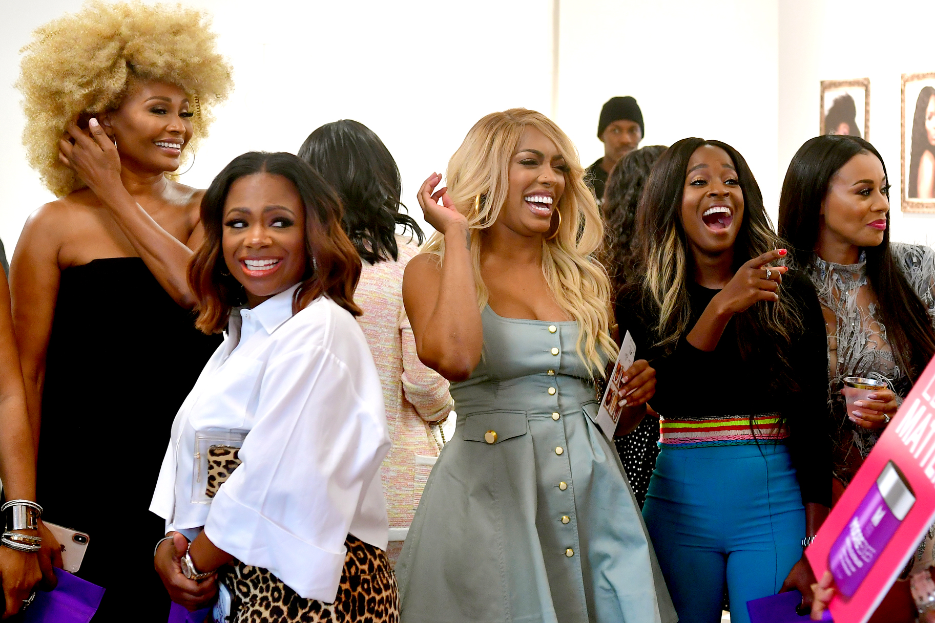"Porsha Williams Teases It's a ""Roller Coaster Season"" When RHOA Returns for Season 12"