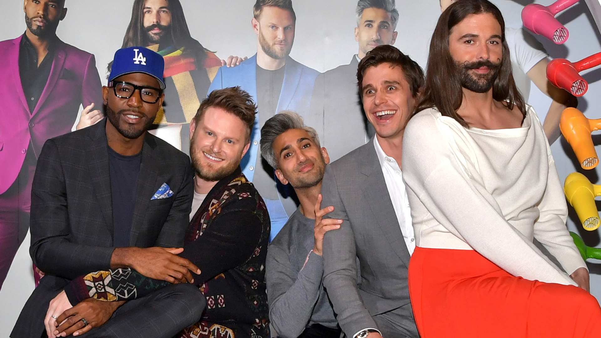 Queer Eye Hero Carsons Advice For The New Cast
