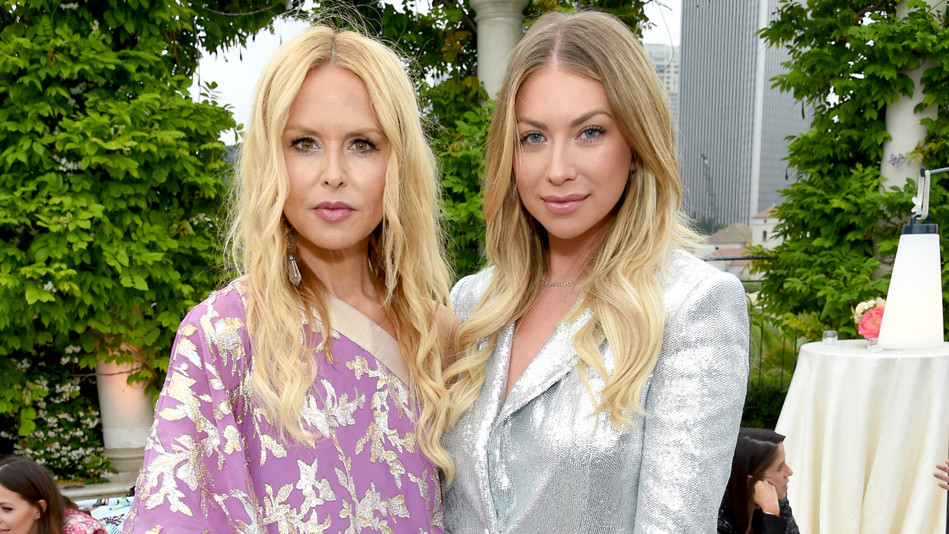 Rachel Zoe Project Hero Stassi On Meeting Rachel Zoe