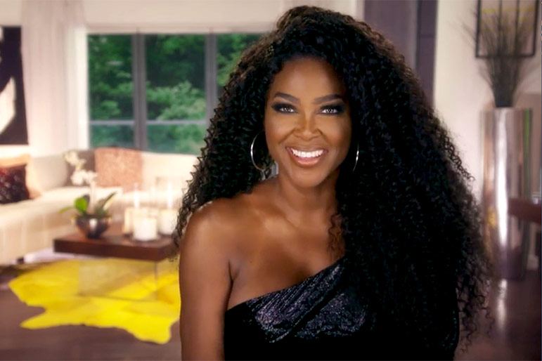 Rhoa Kenya Moore Interview Look
