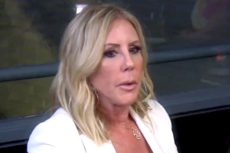 Vicki Gunvalson at Shannon Birthday Rhoc