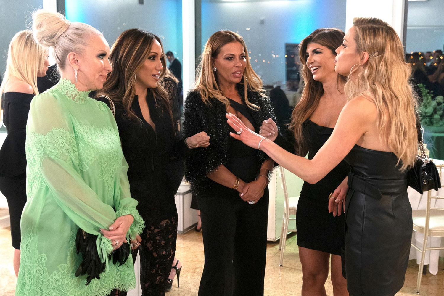 Rhonj Behind The Scenes Special