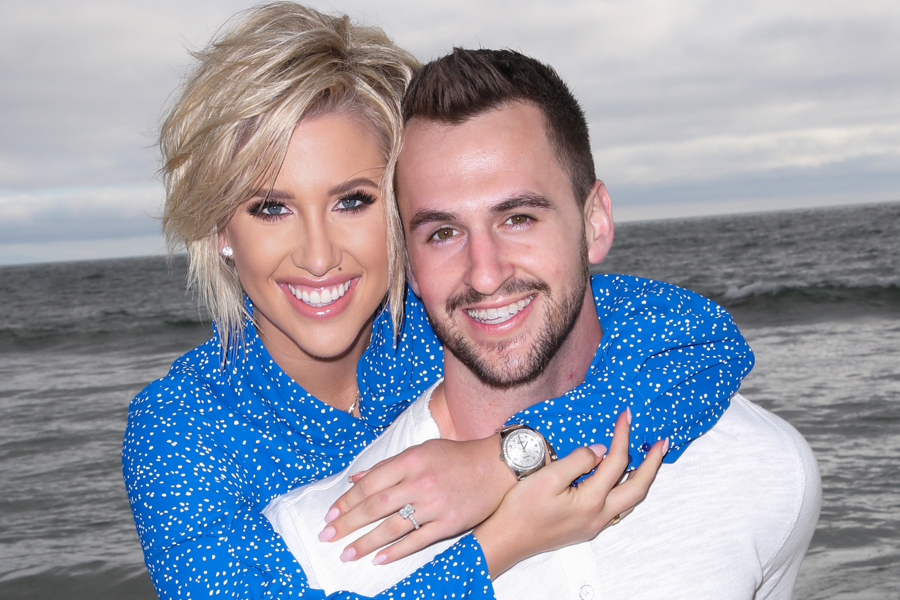 Savannah Chrisley Nic Kerdiles Together