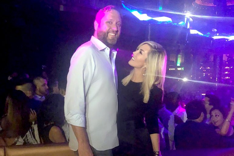 Scott Kluth Tinsley Mortimer Relationship