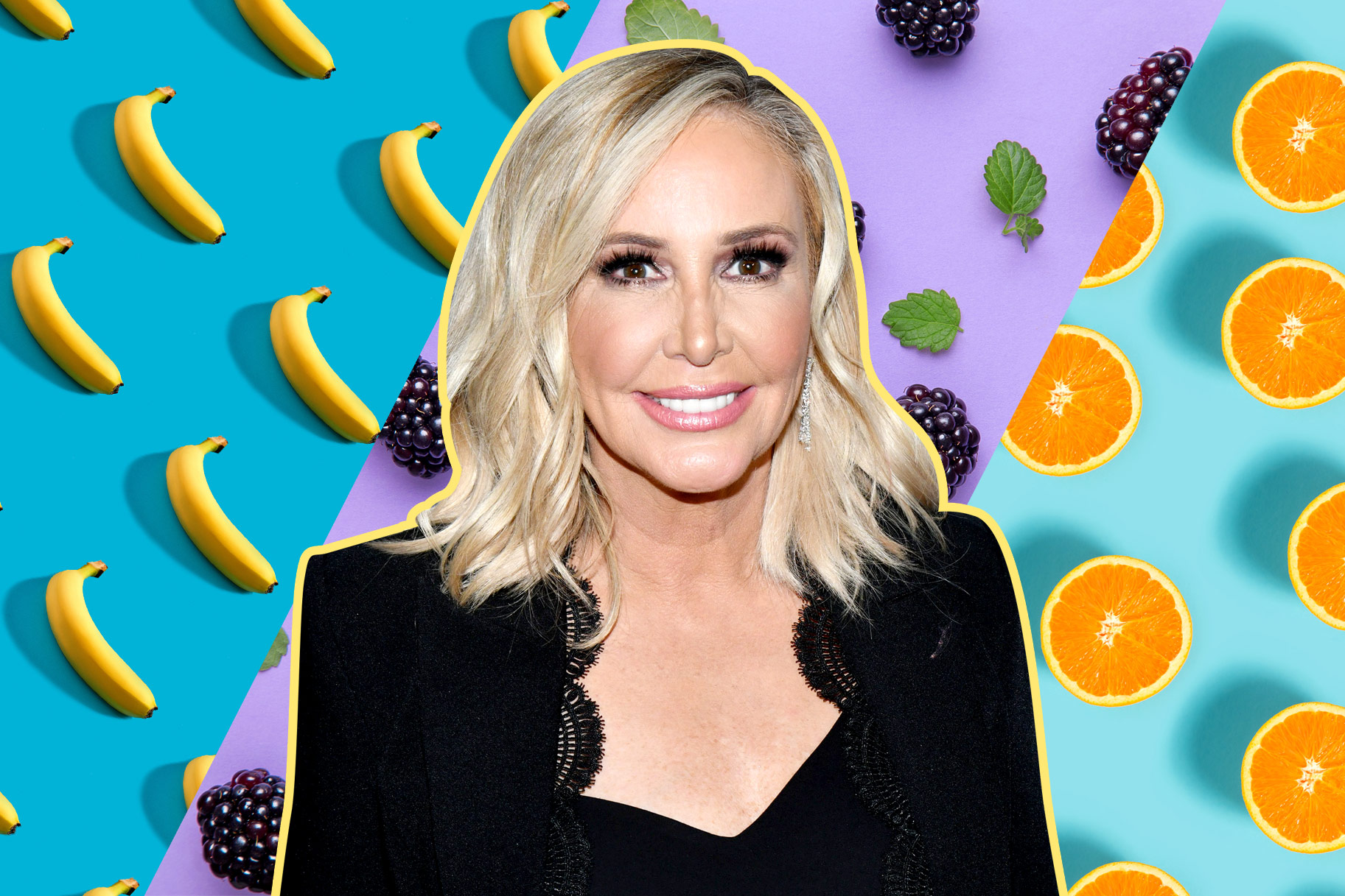 Shannon Beador Weight Loss Smoothie