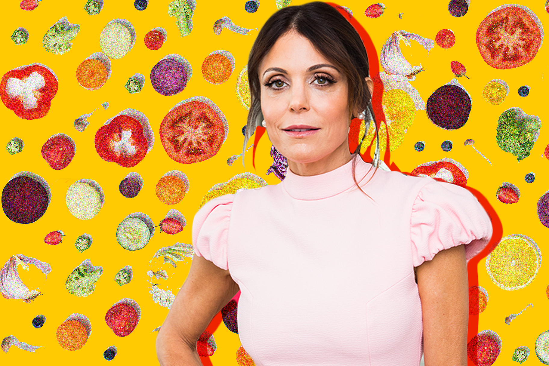 The Feast Bethenny Frankel Promote