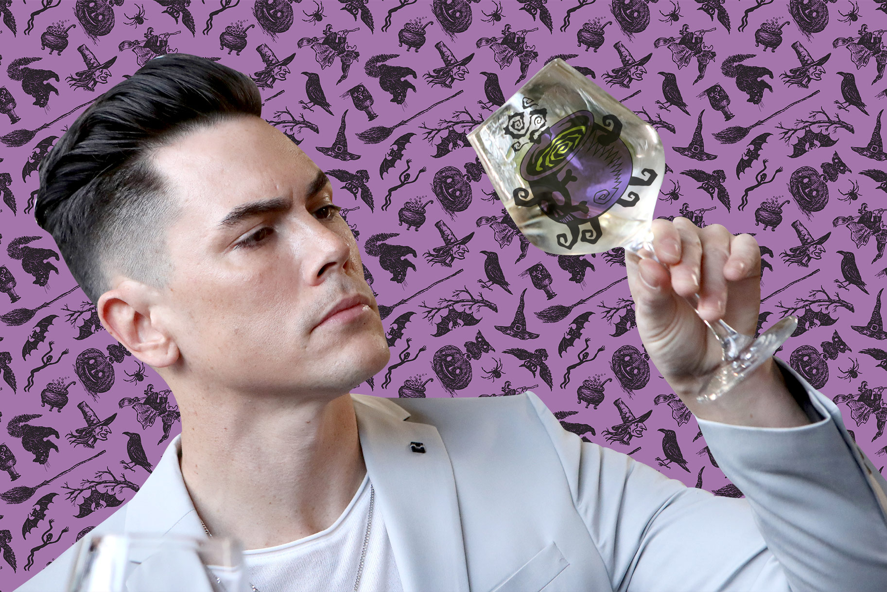 Tom Sandoval Recipe Bartender Halloween