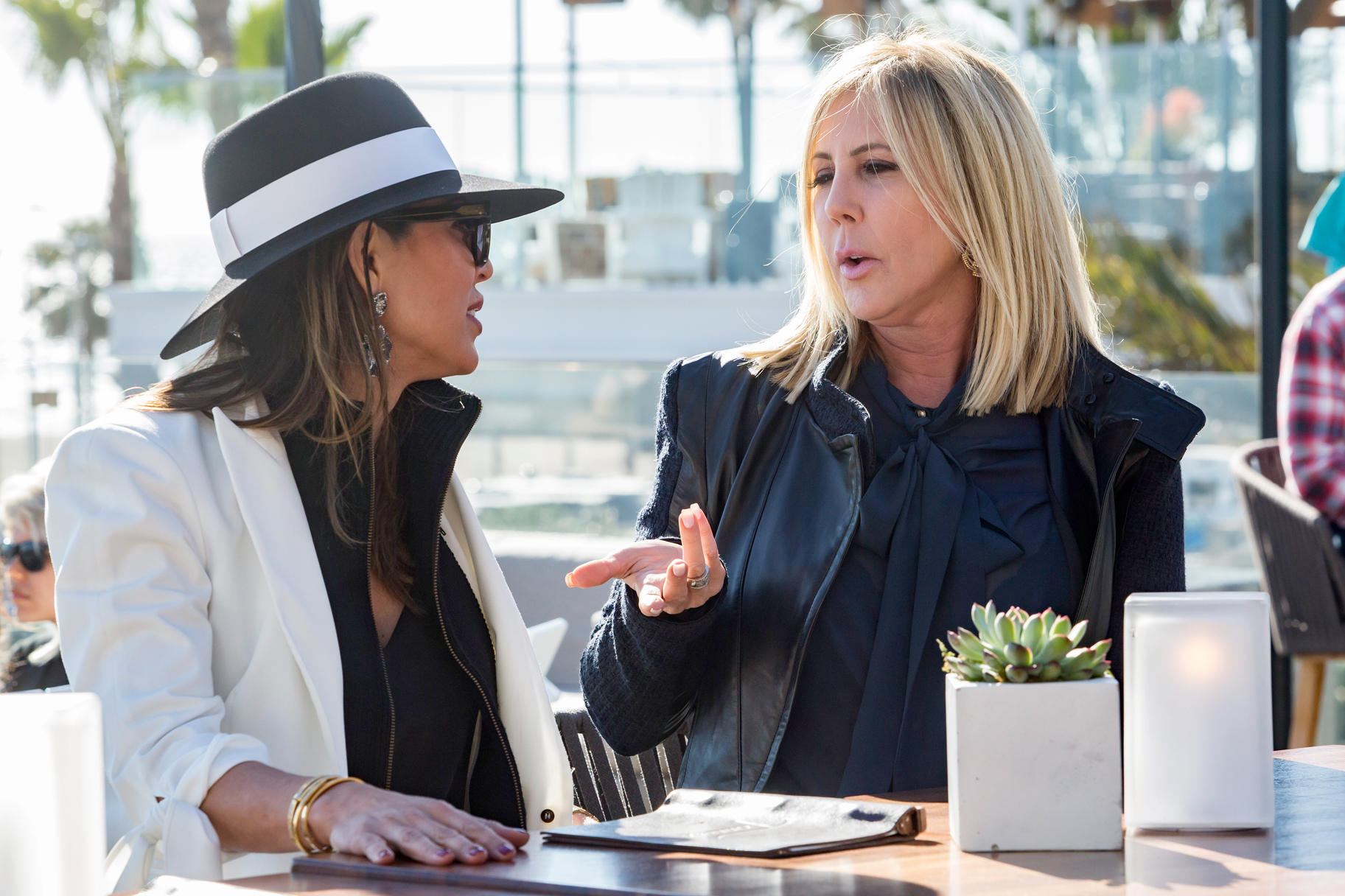 Vicki Gunvalson Kelly Dodd Fight
