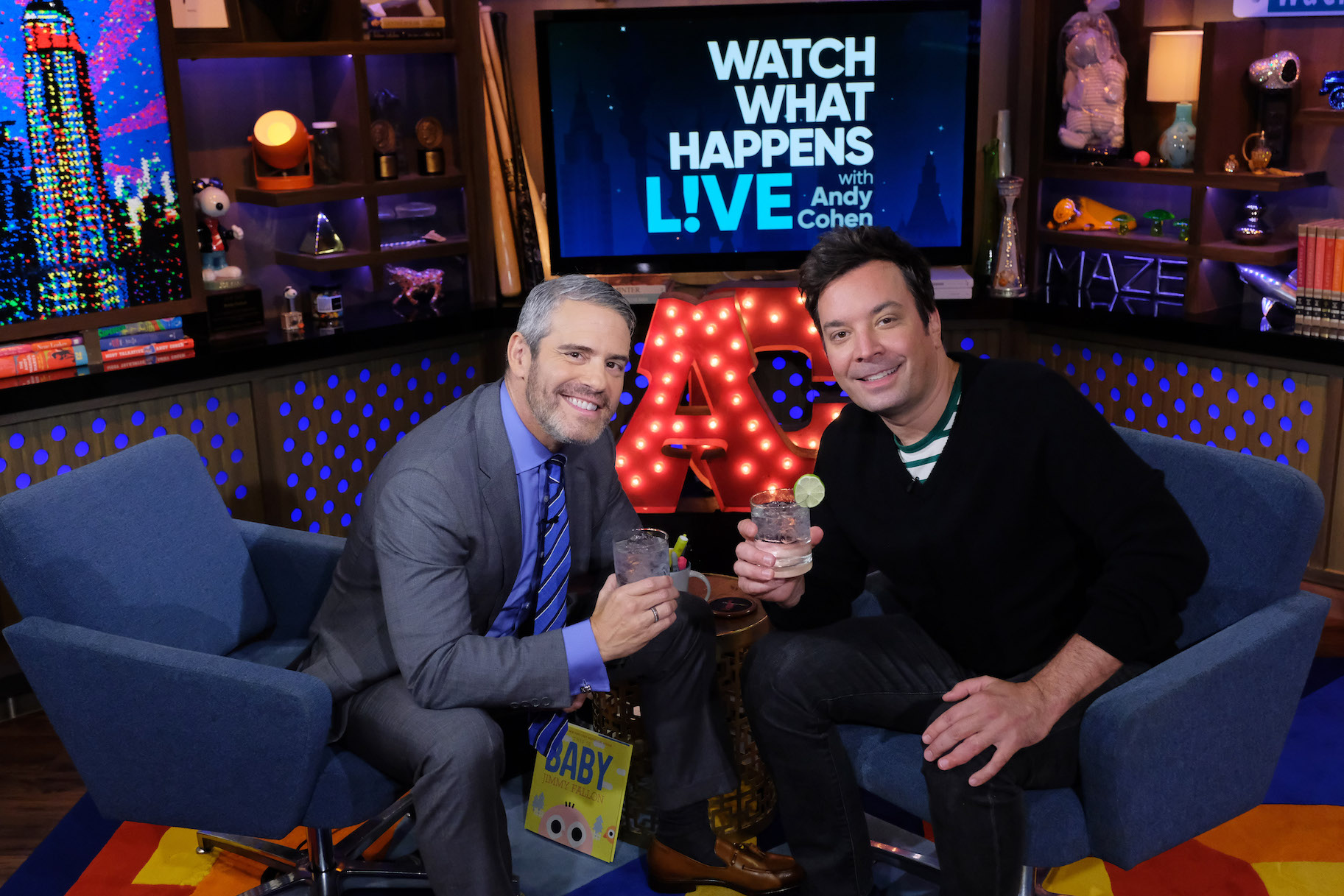 Watch What Happens Live Season 16 Episode Guide 16160