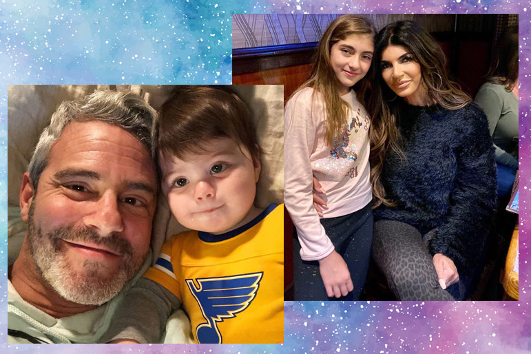Andy Cohen Would Love to See His Son End Up with Teresa Giudice's Daughter, Audriana