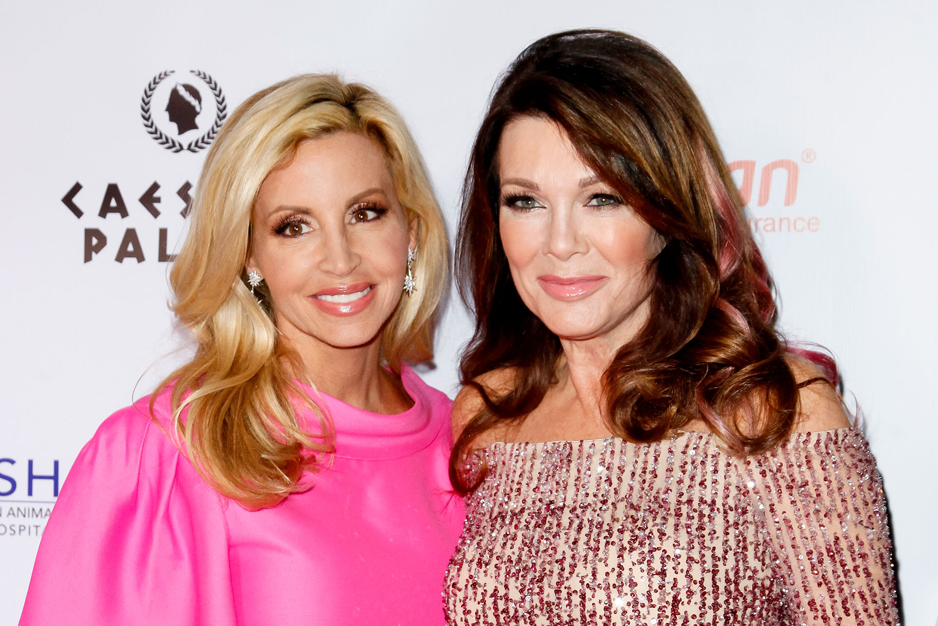 Camille Grammer Lisa Vanderpump Friendship