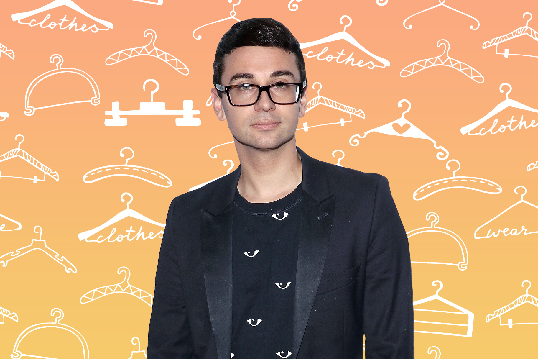 Christian Siriano Hates Shopping