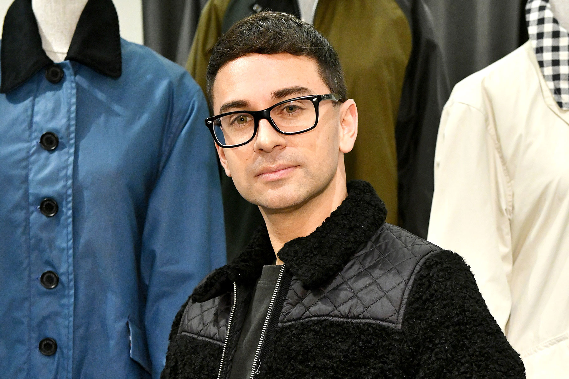 Christian Siriano Project Runway Bravocon 3