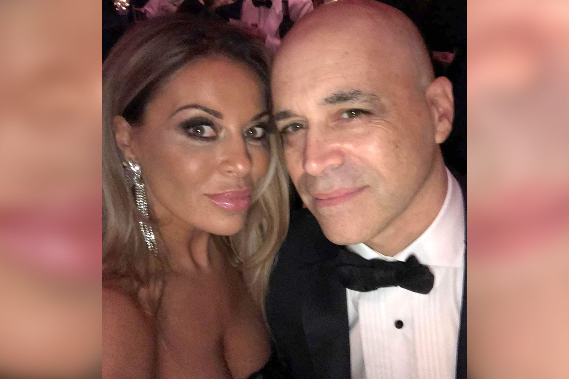 Dolores Catania Rhonj David House