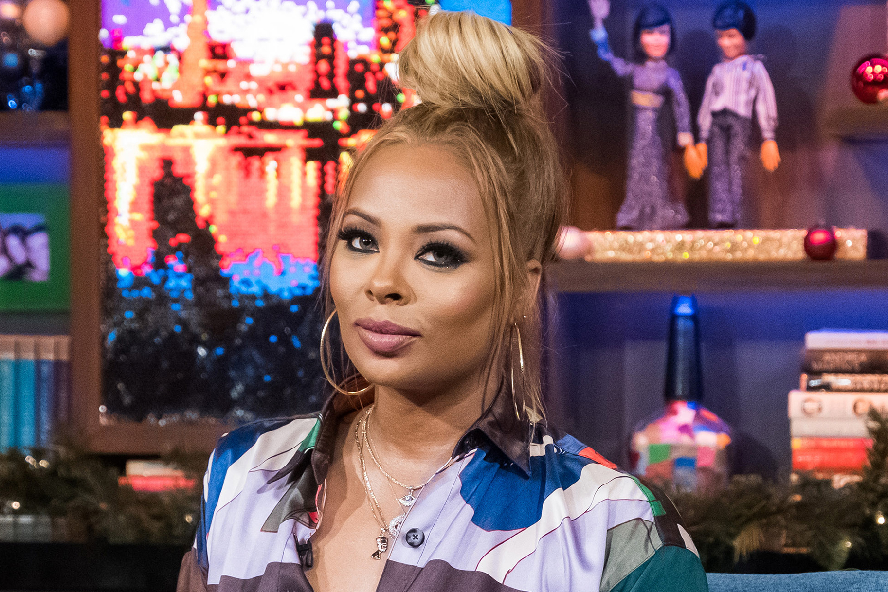 Eva Marcille Moved