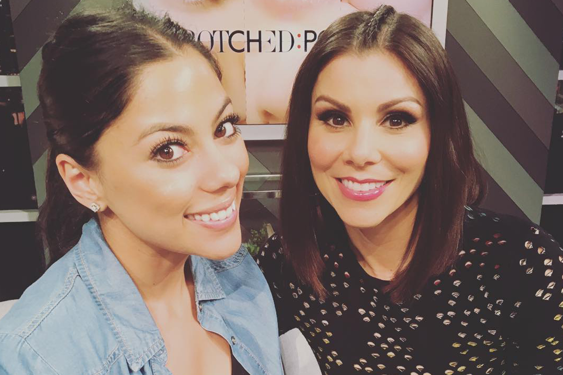 Heather Dubrow Natalie Puche Lies