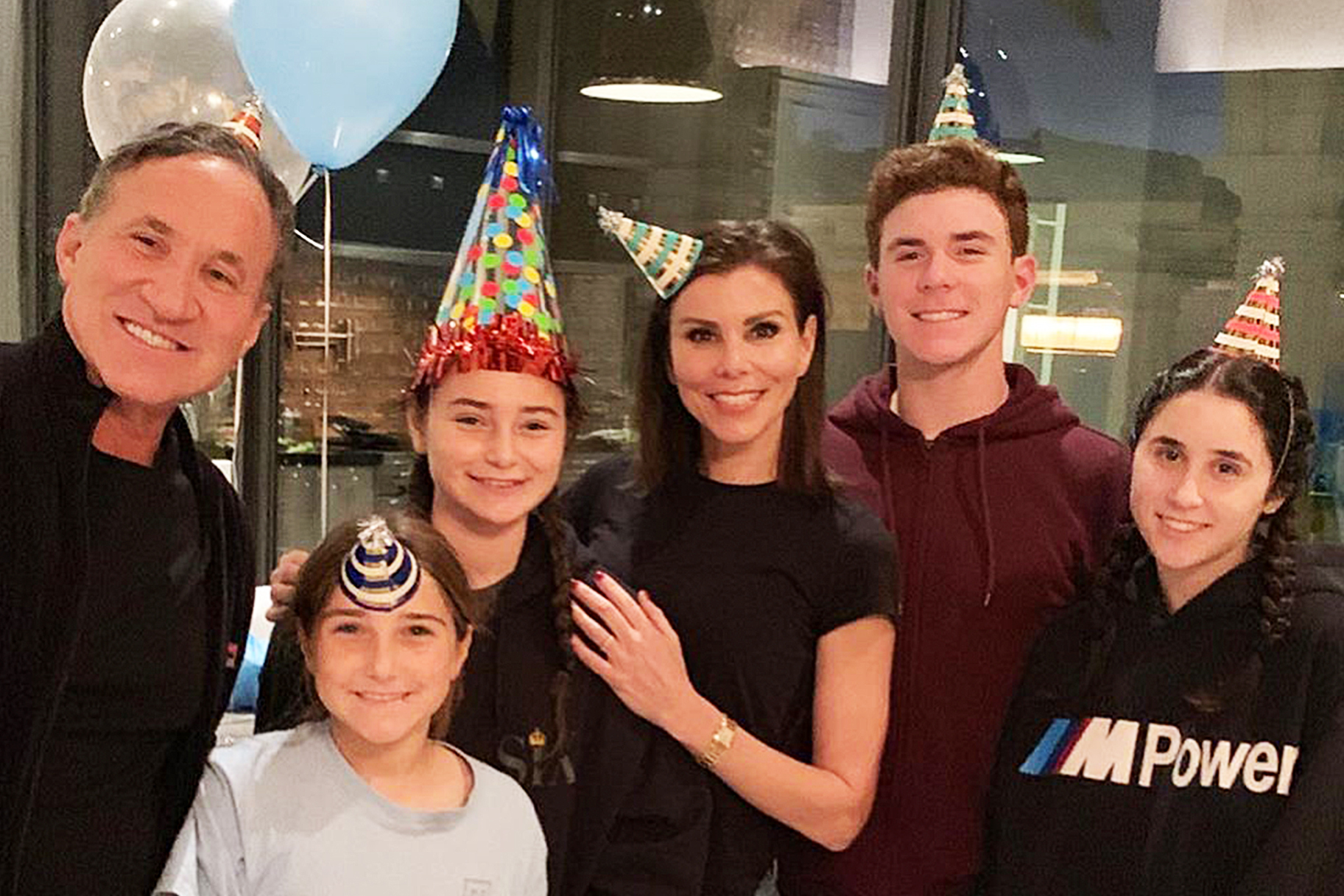 Heather Terry Dubrow Celebrate Twin Birthday 2