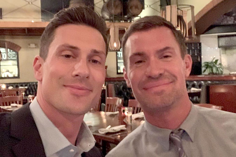 Jeff Lewis Boyfriend Bravocon Housewive