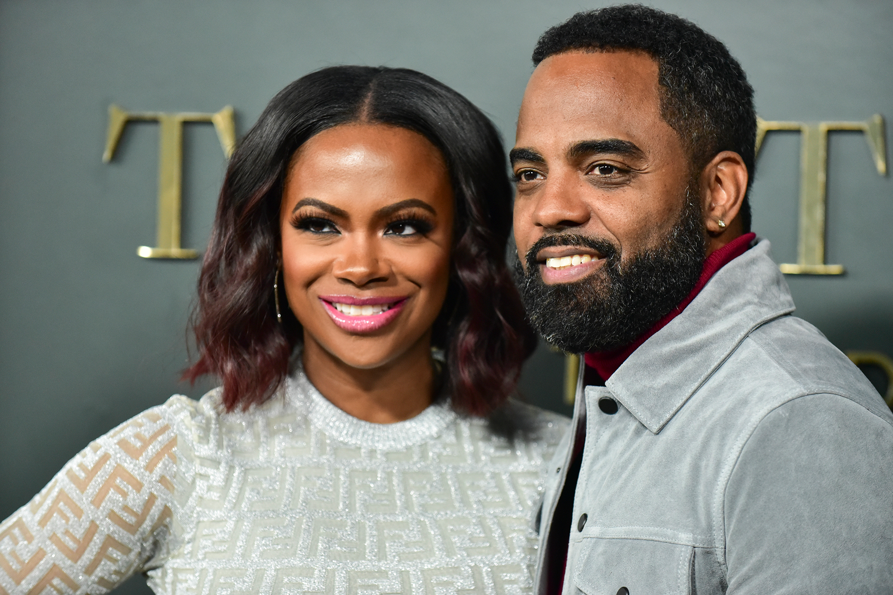 Kandi Burruss Todd Newborn Photo