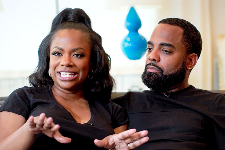 Kandi Burruss Todd Tucker Job
