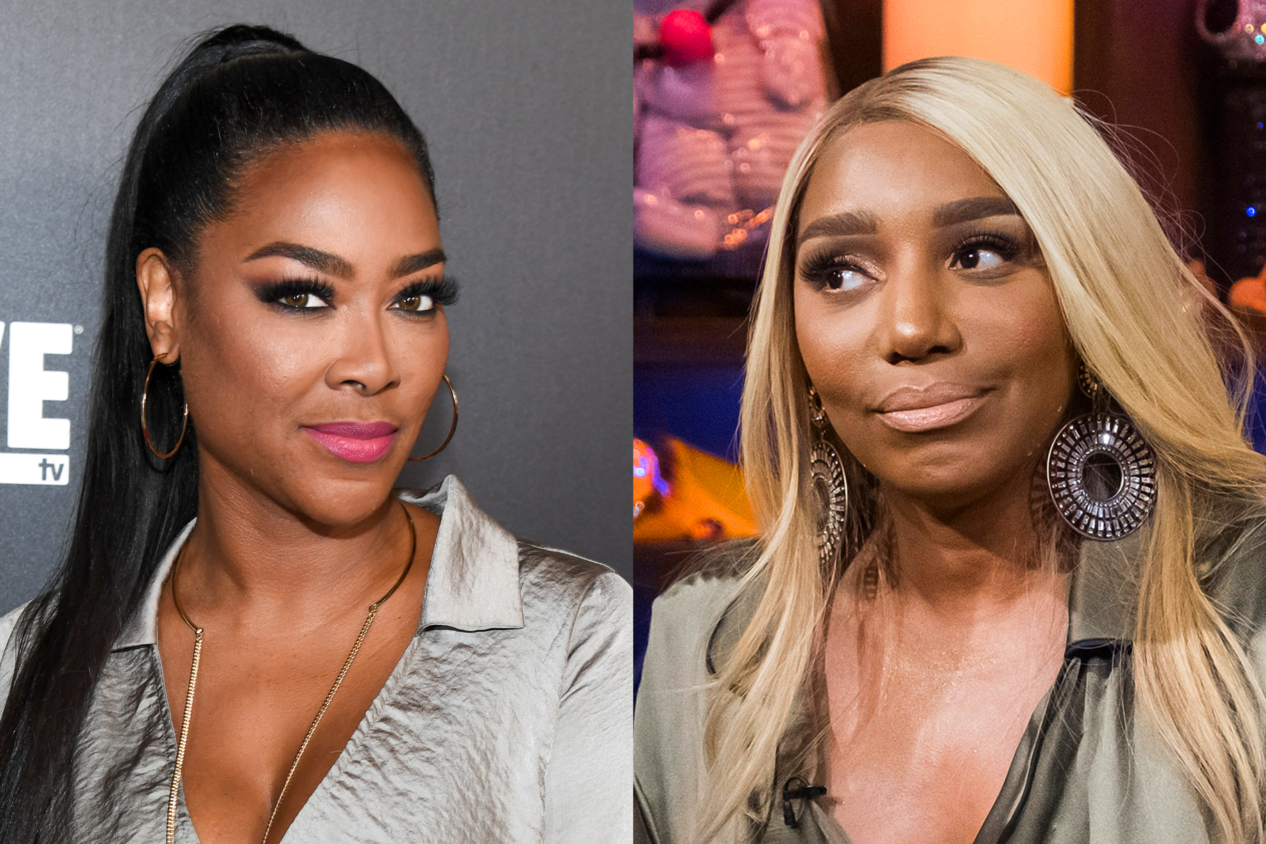 Kenya Moore Nene Leakes Friendship