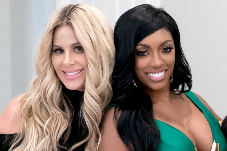 Kim Zolciak Porsha Williams Friendship