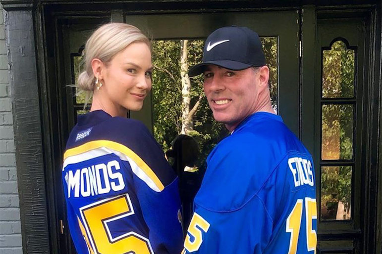 Meghan King Edmonds Jim Home Promote