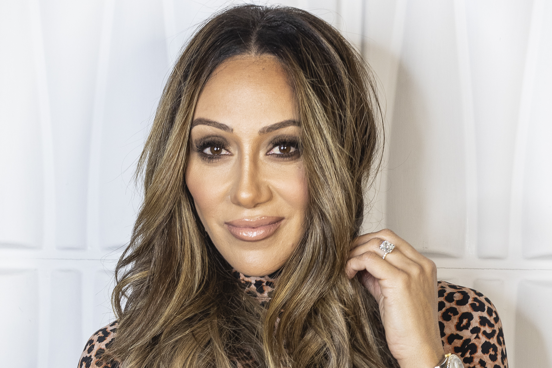 Melissa Gorga Aftershow Look
