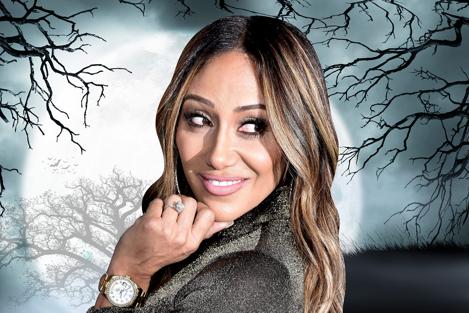 "Melissa Gorga Has Nailed the Art of ""Adult Halloween"""