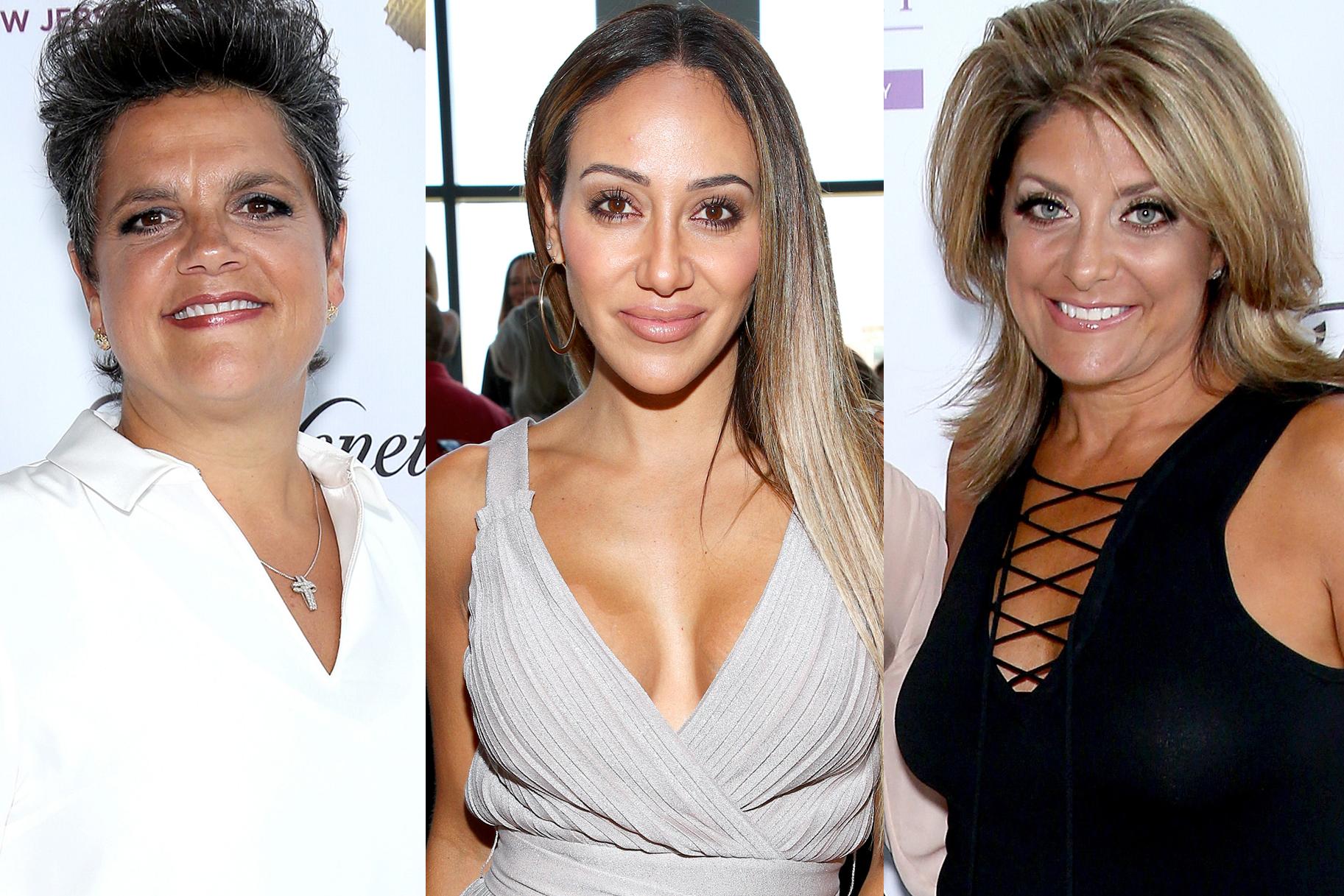Melissa Gorga Doesn't Seem to Mind If Kathy Wakile & Rosie Pierri Return to RHONJ