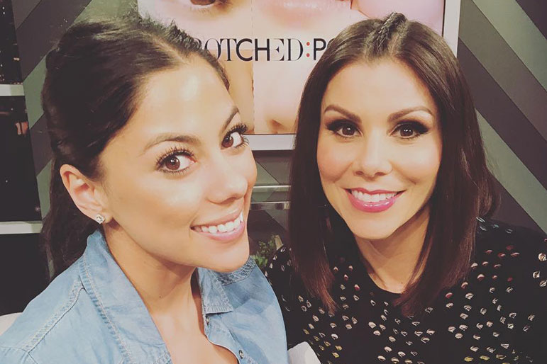 Natalie Puche Heather Dubrow Relationship