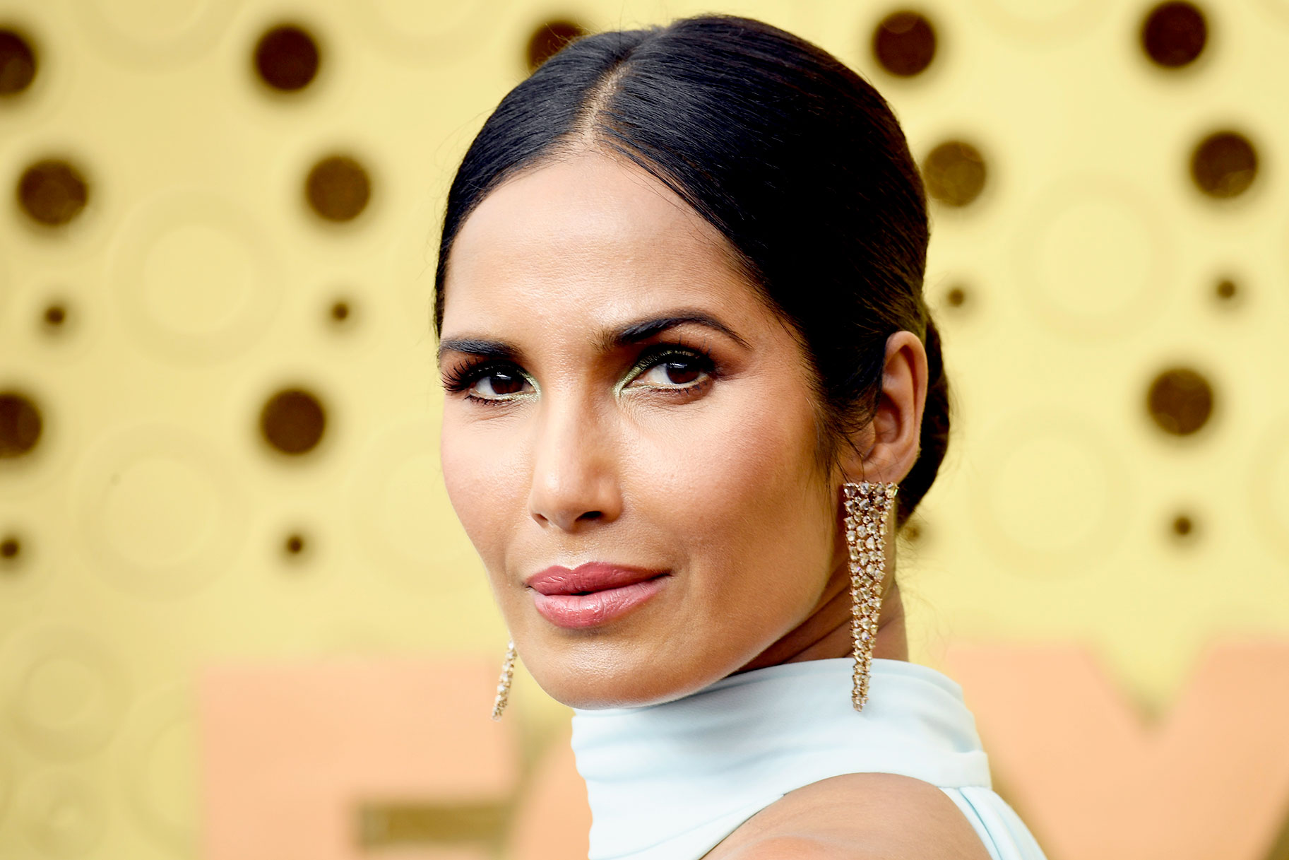 Padma Lakshmi Illness Endometreosis Chef