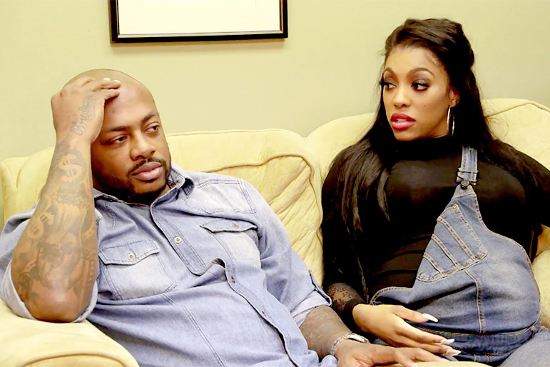 Porsha Stewart Dennis Relationship Marriage