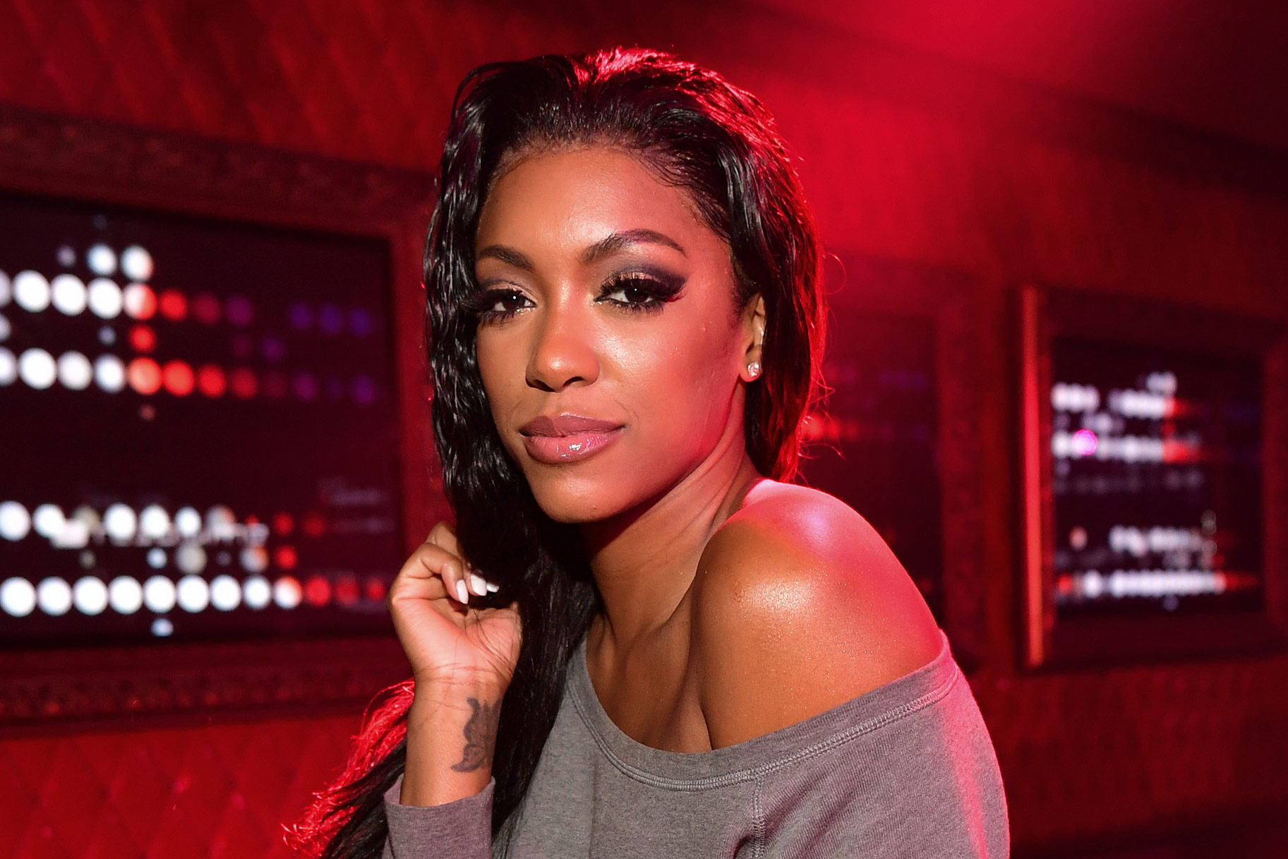 Porsha Williams Engagement Ring Dennis