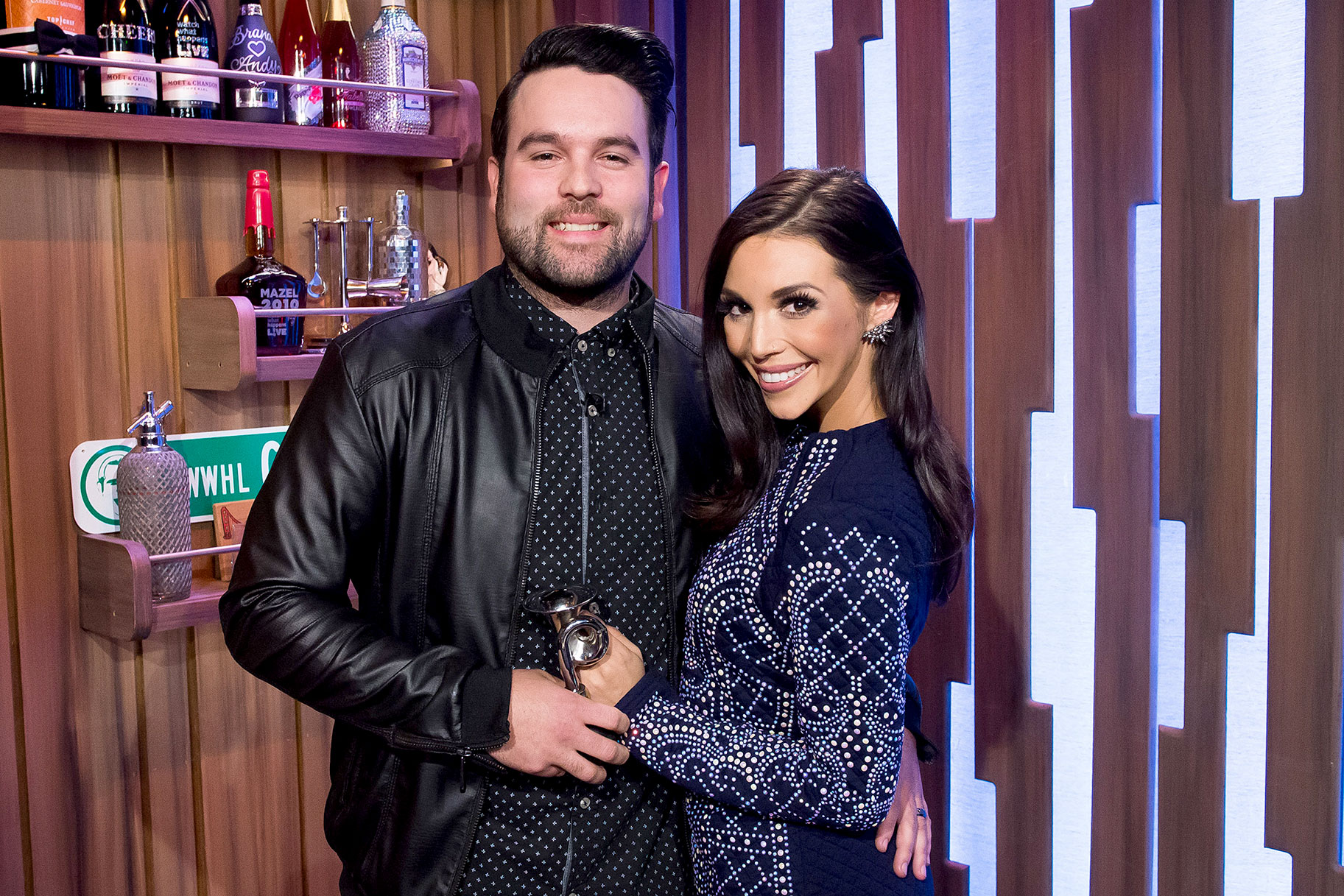 Scheana Shay Mike Addiction Divorce