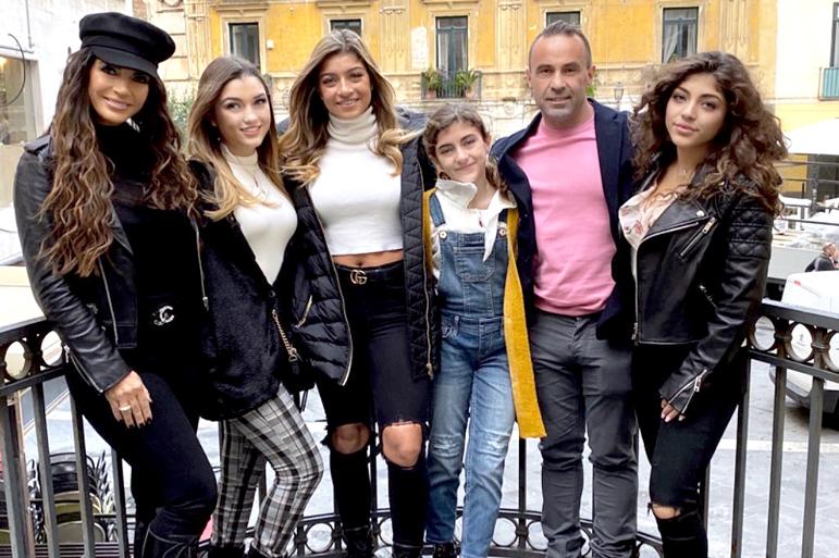 Teresa Giudice Is Stateside Again After Reuniting with Joe Giudice in Italy
