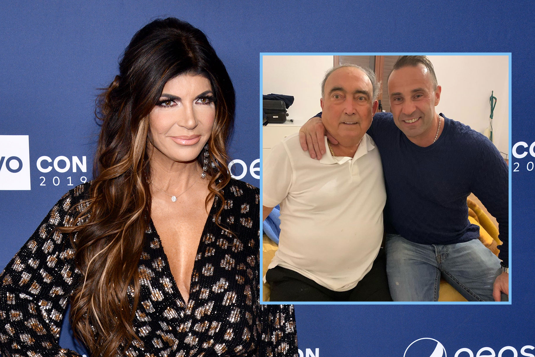 Does Teresa Giudice's Father Want Her to Stay with Joe Giudice If He Gets Deported?