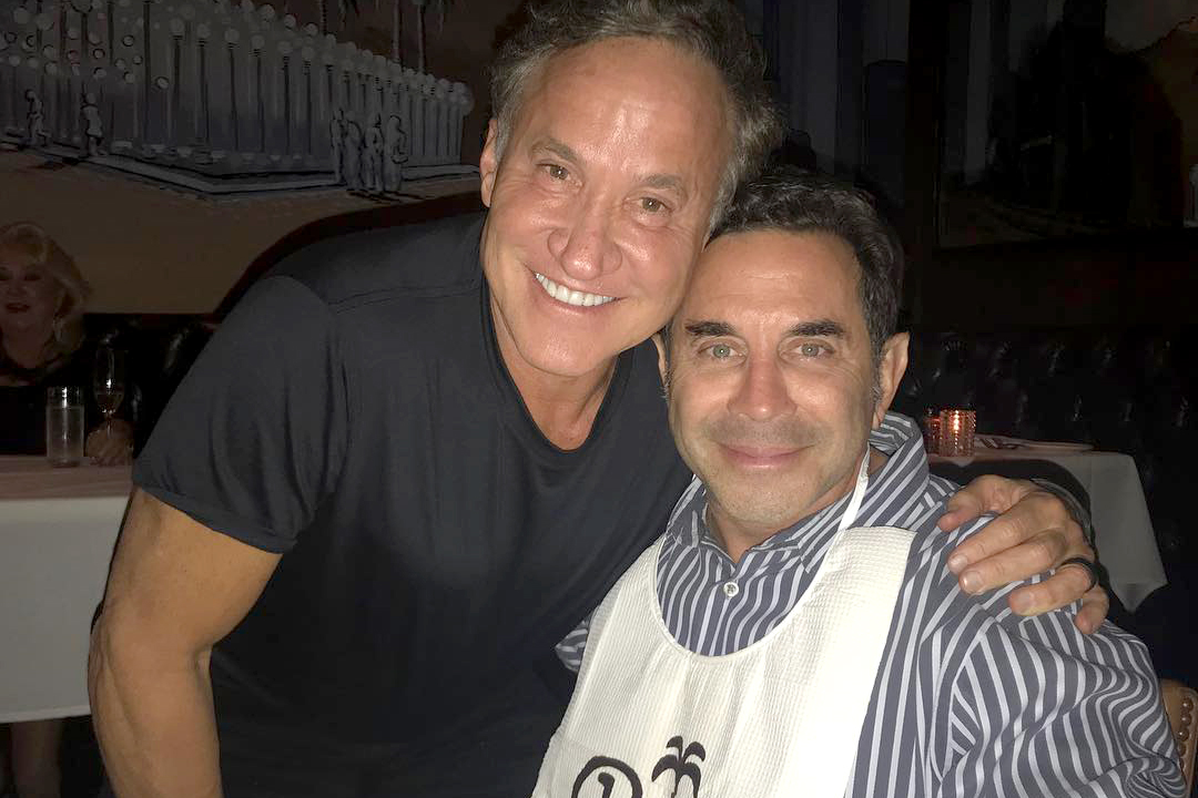 Terry Dubrow Paul Nassif Dinner