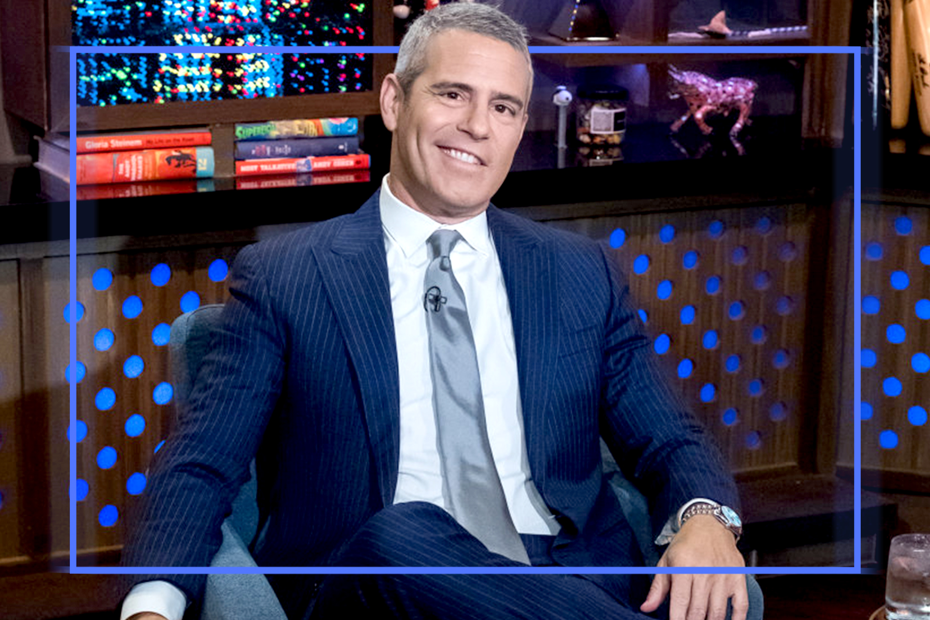 The Feast Andy Cohen Promote