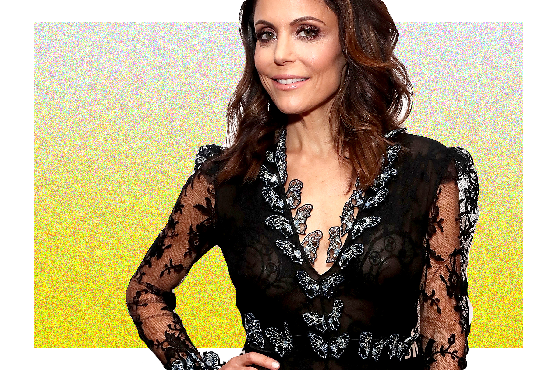 The Feast Bethenny Eating Habit Promote
