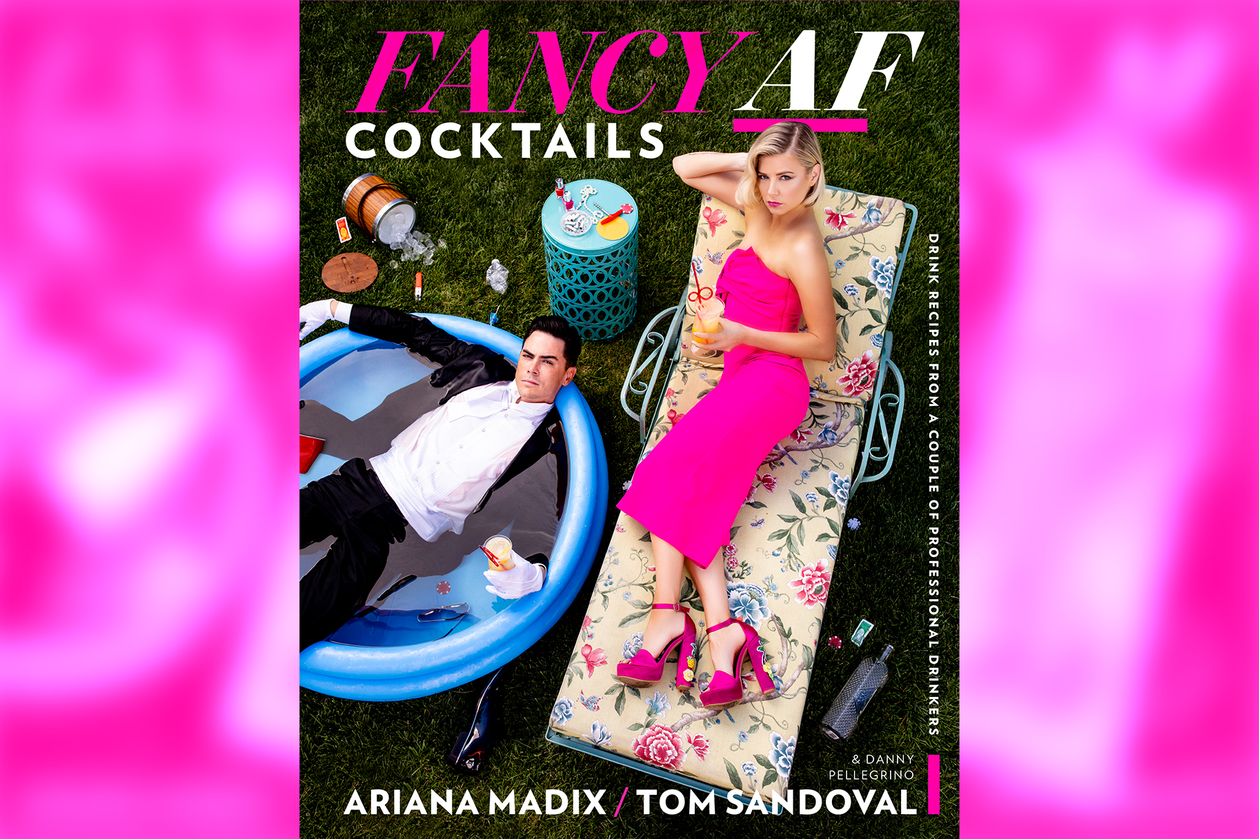 Tom Sandoval Ariana Madix Fancy Af