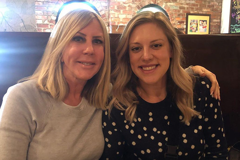 "See Inside Vicki Gunvalson & Briana Culberson's ""Perfect Lunch Date"" in North Carolina"